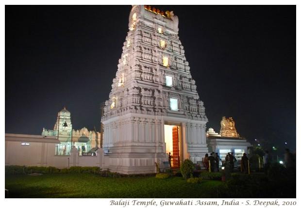Tirupati temple Assam - S. Deepak, 2010