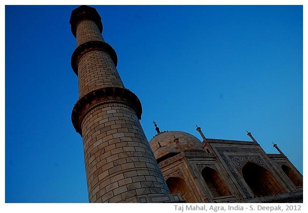 Taj Mahal, Agra, India - S. Deepak, 2012