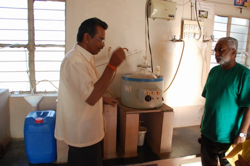 VSL agrotech project, Bellary district