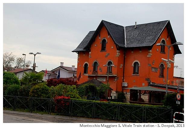 Old tram stations Vicenza-Valdagno, Italy - S. Deepak, 2013