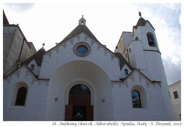 St Anthony chruch, Alberobello, Italy - S. Deepak, 2012