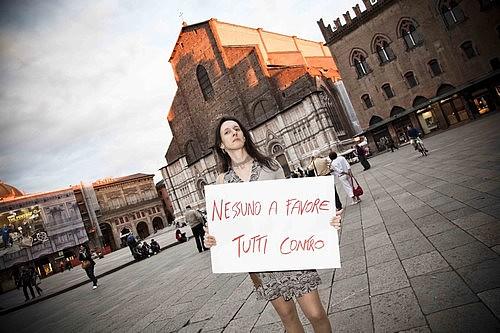 Alessandra Bernaroli, Bologna, Italy