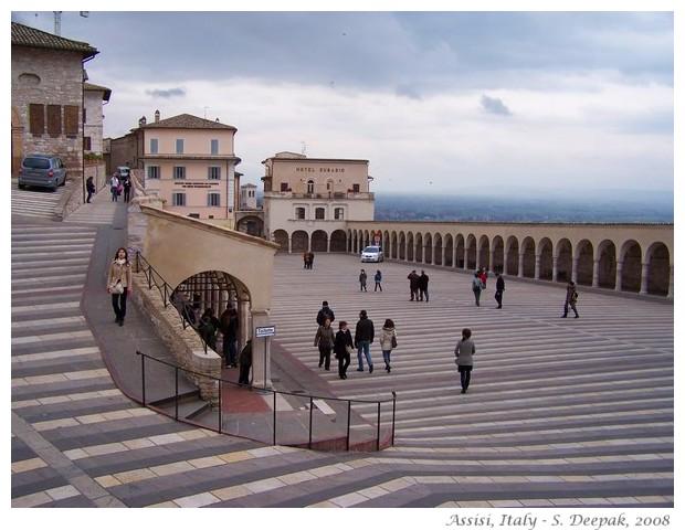 Assisi, Umbria, Italy - S. Deepak, 2008