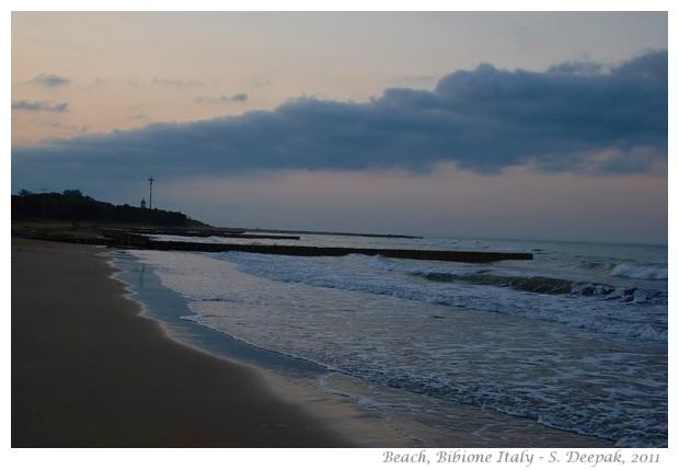 Beach in Bibione, Italy - S. Deepak, 2011