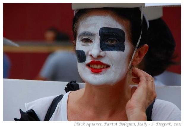 Par toto parade, Bologna, image by S. Deepak, 2011