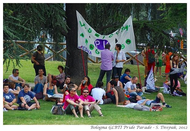 Bologna GLBTI Pride Parade - S. Deepak, 2012
