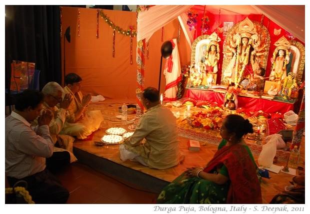 Durga Puja, Bologna, Italy - S. Deepak, 2011