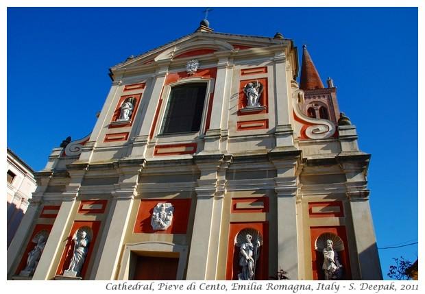 Cathedrals in Emilia Romagna, Italy - S. Deepak, 2011