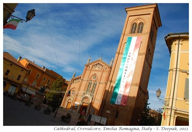 Cathedrals in Emilia Romagna, Italy - S. Deepak, 2012