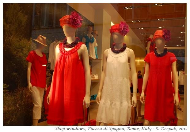 Mannequins, Rome Italy - S. Deepak, 2012