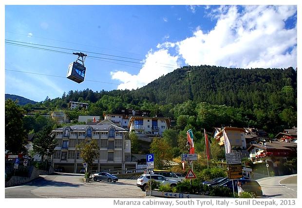 Rio di Pusteria-Maranza cabin way, South Tyrol, Italy - Sunil Deepak, 2013