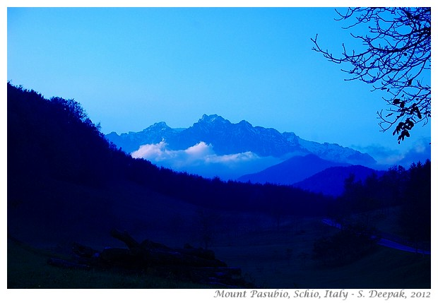 Pasubio Mountain, schio, Italy - S. Deepak, 2012