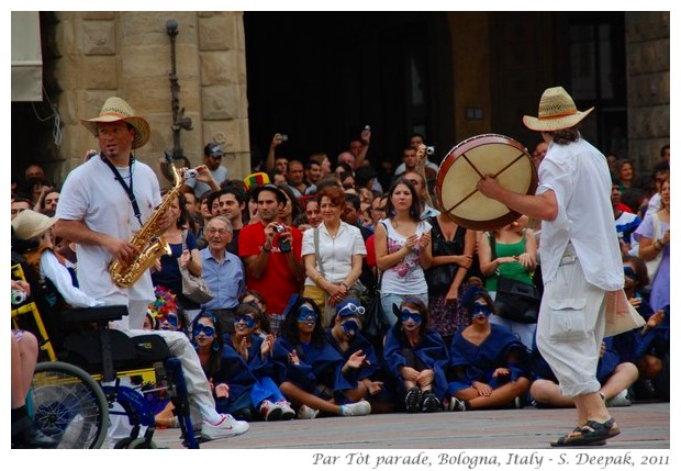 Par Tot parade, Bologna, Italy - S. Deepak, 2011