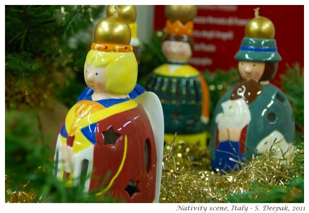 Best nativity representations from Italy, 2011 - S. Deepak