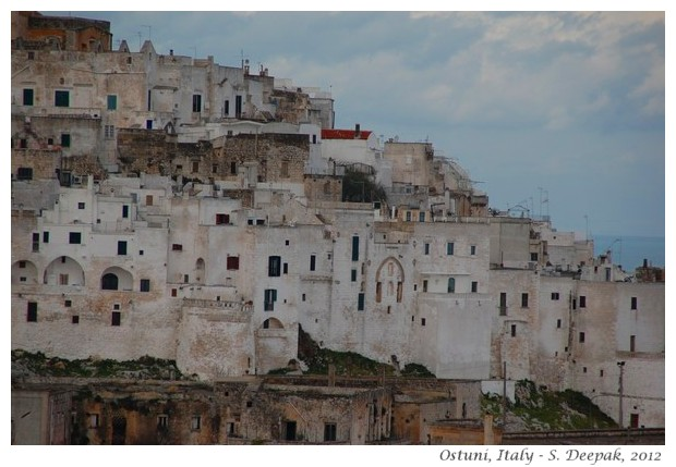 Ostuni old city, Italy - S. Deepak, 2012