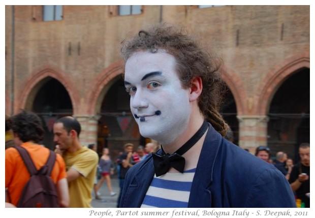 Partot summer festival Bologna - S. Deepak, 2011