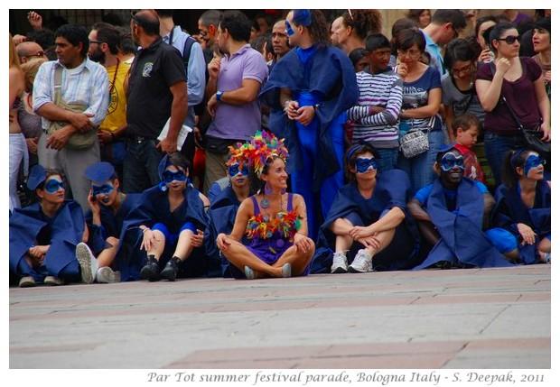 Partot summer festival, Bologna, Italy - S. Deepak, 2011