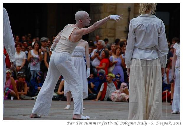 Partot summer festival Bologna, Italy - S. Deepak, 2011