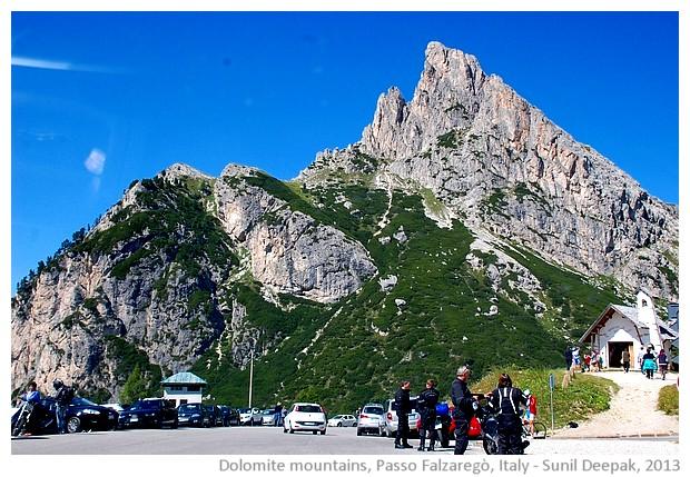 Passo Falzàrego, Belluno, Veneto, Italy - images by Sunil Deepak, 2013