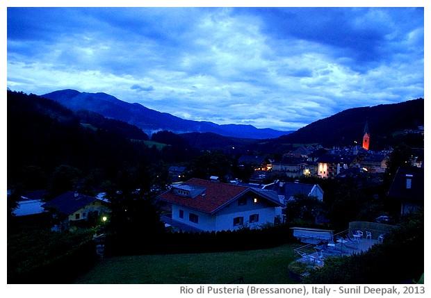 Rio di Pusteria Muhlbach, Bressanone, Italy - images by Sunil Deepak, 2013