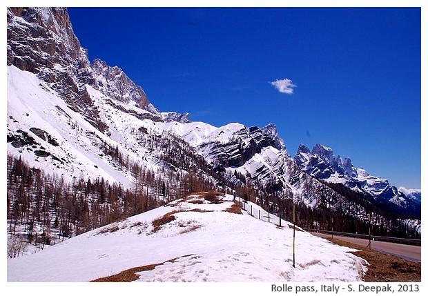 Rolle pass, San Martino di Castrozza, Trento - S. Deepak, 2013