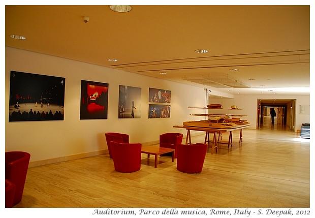 Modern design, Rome Italy - S. Deepak, 2012