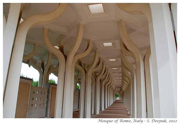 Mosqueof Rome, Italy - S. Deepak, 2012
