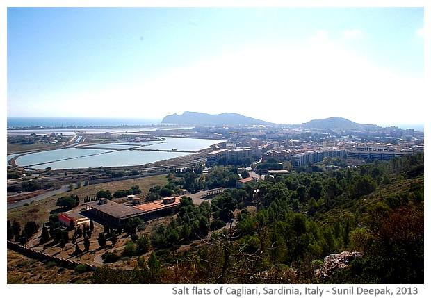 Salt flats, Cagliari, Sardinia, Italy - Sunil Deepak, 2013