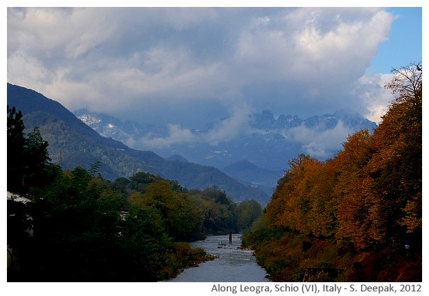 Along Leogra river, Schio, Italy - S. Deepak, 2012