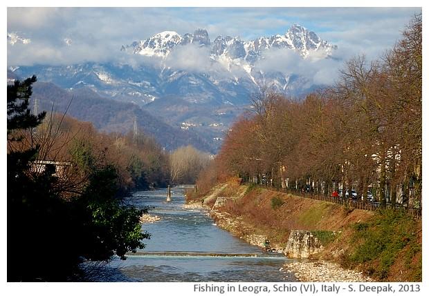 Fishing in Leogra, Schio (VI), Italy - S. Deepak, 2013