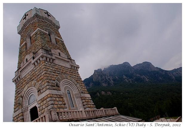 Ossario Sant'Antonio, Schio (VI) Italy - S. Deepak, 2012