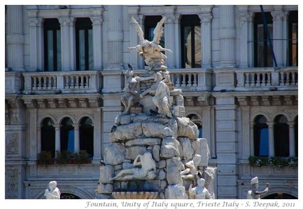 Unity of Italy square, Trieste, Italy - S. Deepak, 2011