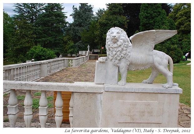 Favorita gardens, Valdagno Italy - S. Deepak, 2012
