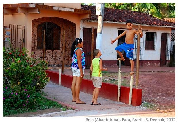Children, Beja, Abaetetuba, Parà, Brazil - S. Deepak, 2012
