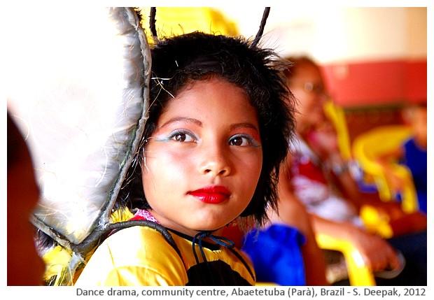 Children's dance Abaetetuba Parà, Brazil - S. Deepak, 2012
