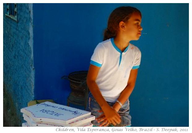 Children, Vila Esperança, Goias Velho, Brazil - S. Deepak, 2011