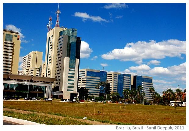 Brazilia, Brazil - images by Sunil Deepak, 2011