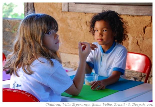 Children Goias Velho Brazil - S. Deepak, 2011