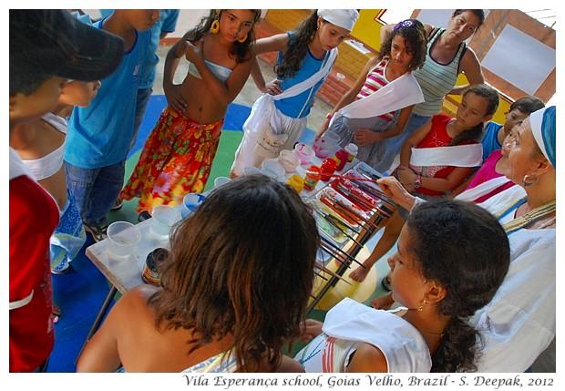 Children in Goias Velho, Brazil - S. Deepak, 2012
