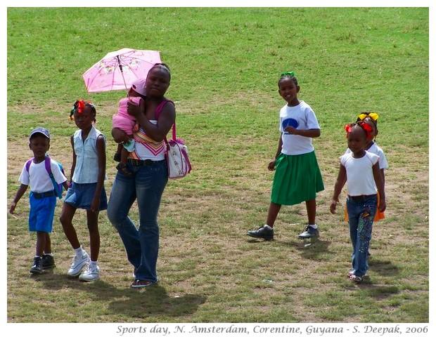 Children, New Amsterdam, Guyana - S. Deepak, 2006