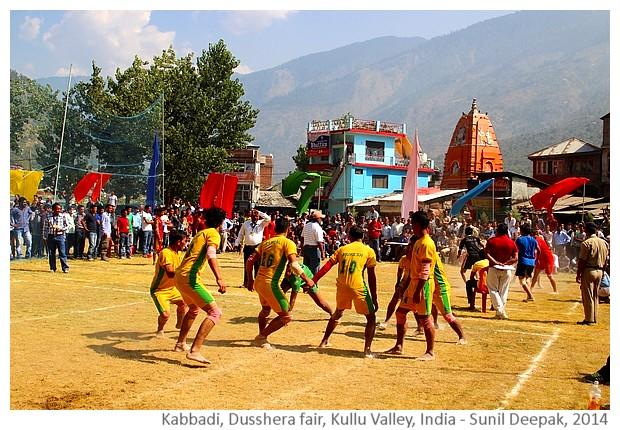 Gods & goddesses in Kullu Valley, Himachal Pradesh, India - Images by Sunil Deepak, 2014