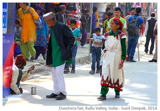 Gods & goddesses in Kullu Valley, Himachal Pradesh, India - Images by Sunil Deepak, 2014