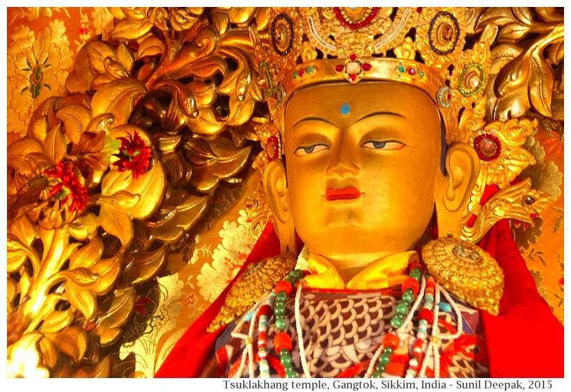 Gangtok Walking Tour - city centre & the Ridge - Images by Sunil Deepak