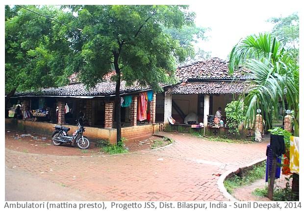 Progetti visitati da Sunil - Immagini di Sunil Deepak, 2014