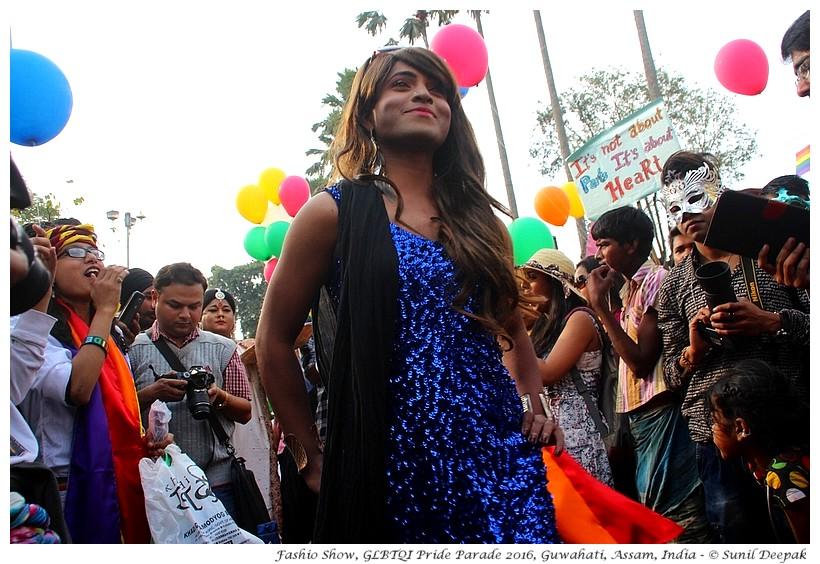 Uzan Bazar and Guwahati city centre, images by Sunil Deepak