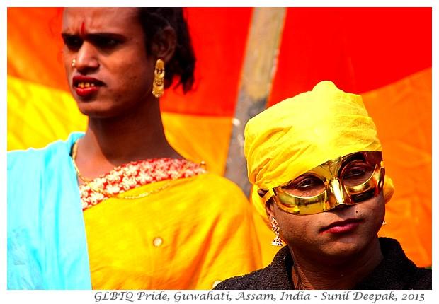 Cultural events in Guwahati, Assam, India - Images by Sunil Deepak