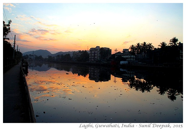 Guwahati, Assam, India - Immaginidi Sunil Deepak