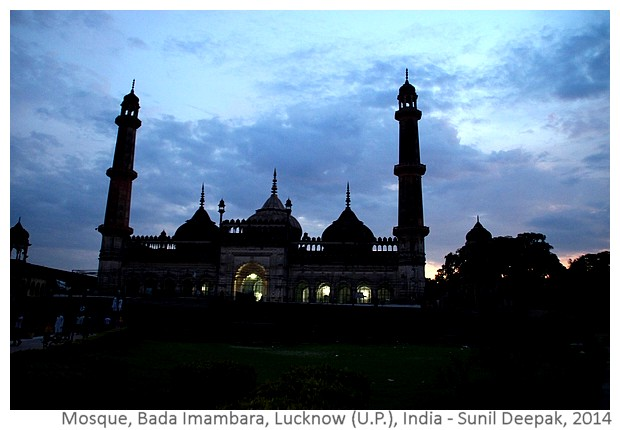 Lucknow, Uttar Pradesh, India - images by Sunil Deepak, 2014