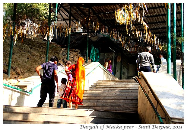 Places to visit around Pragati Maidan station of Delhi Metro - Images by Sunil Deepak