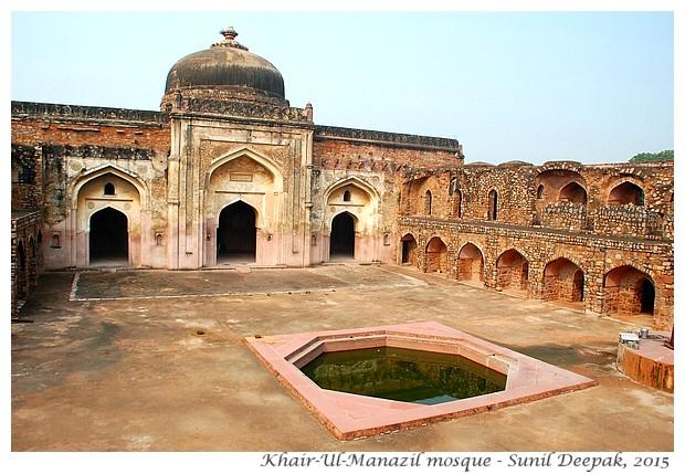 Places to visit around Pragati Maidan station of Delhi Metro - Images by Sunil Deepak
